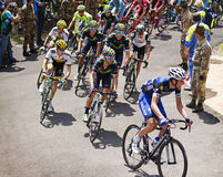Giro 2016 Stock Images