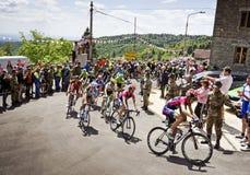 Giro 2016 Royalty Free Stock Images
