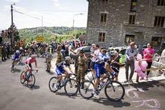 Giro 2016 Royalty Free Stock Photography