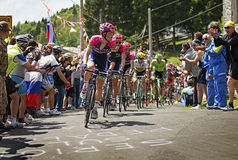 Giro 2016 Royalty Free Stock Photography