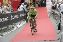Giro Rosa 2016, 27η έκδοση Giro δ ` Ιταλία θηλυκή Στοκ Εικόνες