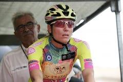 Giro Rosa 2016, 27a edição do ` Italia do Giro d feminino Fotos de Stock Royalty Free