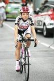 Giro Rosa 2016, 27a edição do ` Italia do Giro d feminino Fotografia de Stock