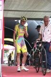 Giro Rosa 2016, 27th wydanie Giro d ` Italia kobiecy Zdjęcie Stock