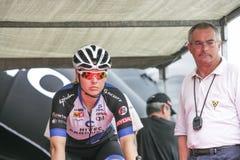 Giro Rosa 2016, 27th wydanie Giro d ` Italia kobiecy Zdjęcia Stock