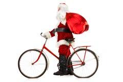 Giro sulla bicicletta Fotografie Stock Libere da Diritti