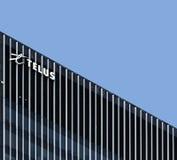 Giro Telus Fotografie Stock Libere da Diritti
