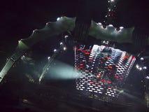 Giro U2 360 fotografie stock libere da diritti