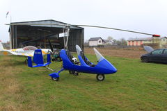 Girocóptero Imagen de archivo