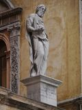 Girolamo Fracastoro in Verona in Italy Royalty Free Stock Photos