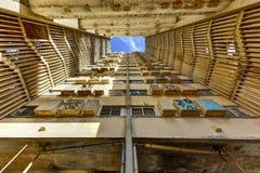 Giron-Turm - Havana, Kuba lizenzfreies stockbild
