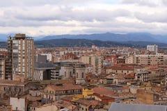 girona Ισπανία στοκ φωτογραφία με δικαίωμα ελεύθερης χρήσης