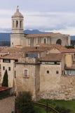 girona Ισπανία στοκ φωτογραφίες