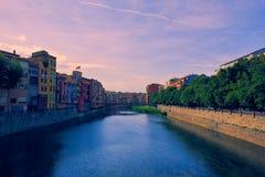 Girona Lizenzfreies Stockfoto