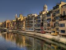 Girona foto de stock