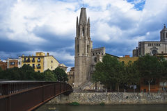 Girona Photographie stock