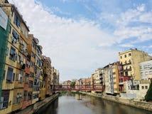Girona arkivfoton