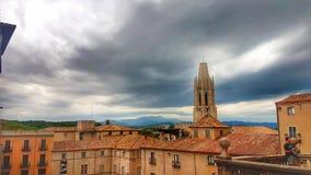 Girona royalty-vrije stock foto's