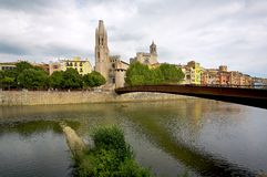 Girona Royalty Free Stock Photos