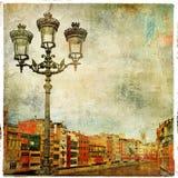 Girona Стоковая Фотография