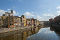Girona στοκ εικόνες