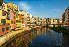 Girona Fotografia Stock Libera da Diritti