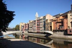 Girona Fotografía de archivo libre de regalías
