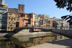 Girona Imagens de Stock Royalty Free