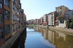 Girona Immagine Stock