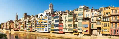 Girona Foto de archivo