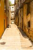 Girona Fotografering för Bildbyråer