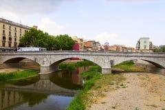Girona Stockbild