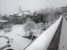 Girona Στοκ Φωτογραφίες