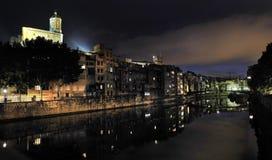 Girona Imágenes de archivo libres de regalías