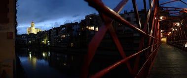 Girona Στοκ Φωτογραφία