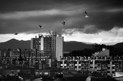 Girona Imagen de archivo libre de regalías