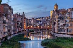 Girona Catalonia Royalty Free Stock Image