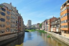 Girona Catalonia Royalty Free Stock Photo