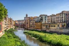 Girona Catalonia Stock Photos
