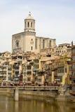 Girona, Catalonia, Spain Stock Photos