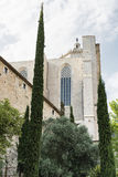 Girona Catalunya, Spain, gothic buildings Royalty Free Stock Photos