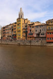 Girona, Spain Royalty Free Stock Photography