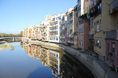 Girona Stock Photo