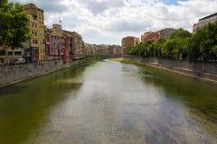 Girona, España Fotos de archivo