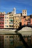 Girona, Espagne Photo libre de droits