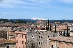 Girona, Hiszpania Obrazy Stock