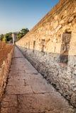 Girona and its walls Stock Photos