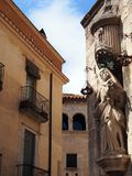 Girona, Madonna and Child Royalty Free Stock Photo