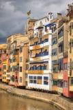Girona, Spagna Fotografie Stock