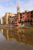 Girona, Spain Stock Images